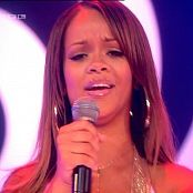 Rihanna Pon De Replay Live TOTP Germany Video