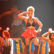 Britney Spears Pom Circus & Seek Amy Live 2016 HD Video