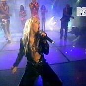 Christina Aguilera Dirrty Live MTV Xelebri Party Video