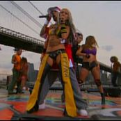 Christina Aguilera Dirrty Live Stripped In New York 2002 Video