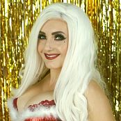 Jessica Nigri Christmas Showgirl HD Video