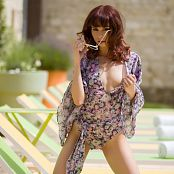 Ariel Rebel Agent Provocatur By The Pool Picture Set 1 & 2