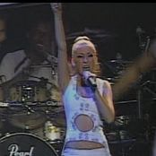 Christina Aguilera Genie In A Bottle Live Psykoblast Tour 2000 Video