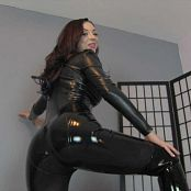 London Lix Latex Catsuit Worship JOI HD Video
