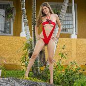 Tammy Molina Lacy Red Ribbon Bonus LVL 1 TBF Picture Set 042