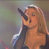 Jeanette Biedermann Rockin On Heavens Floor Live VSP 2003 Video