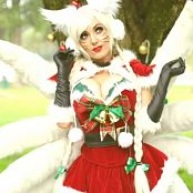 Jessica Nigri Holiday Ahri Patreon HD video