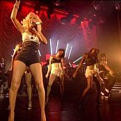 Christina Aguilera Back To Basics in London Club Koko 2006 Exclusive DVD 250517 vob