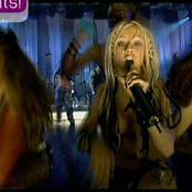 Christina Aguilera Dirrty on MTV Hits Live 250517 m2v