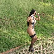 Luciana Model Formal Dress Bonus LVL 1 TBF HD VIdeo 068 030617 mp4
