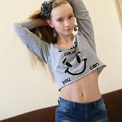 Silver Jewels Alice Denim Shorts Set 4 188
