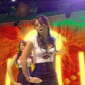 Girls Aloud Biology Live TOTP Reloaded BBC 2005 Video