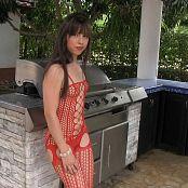 Angie Narango Red Bodysuit TM4B HD Video 002 090617 mp4