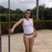 Dulce Garcia Wet Tank Top TM4B 4k UHD Video 002 090617 mp4