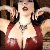 Goddess Alexandra Snow Thirst 250517 mp4