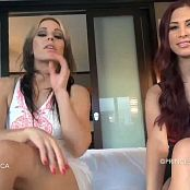 Goddess Jessica & Princess Ashley Is That All Of It HD Video