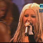 Christina Aguilera Dirrty LIVE EuropeMusicAwards2002 250517 mpg 00006
