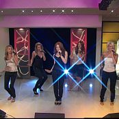 Girls Aloud Biology Live David & Kim 2006 HD Video