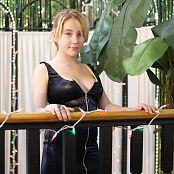 ModelingDVDs Heather Black Catsuit Picture Set
