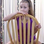 ModelingDVDs Heather Purple Dress 208