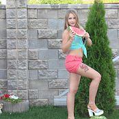 MarvelCharm Hanna Watermelon 325