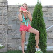 MarvelCharm Hanna Watermelon 326
