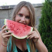 MarvelCharm Hanna Watermelon 327
