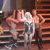 Britney Spears Circus Live POM 2016 HD Video