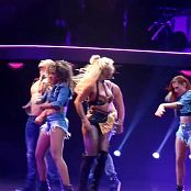 Britney Spears Rock N Roll & Gimme More Live Las Vegas 2016 HD Video