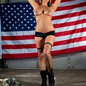 Nikki Sims Happy 4th Of July 2017 Picture Set