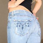 Princess Lexie Whack Off Jeans 230617 mp4
