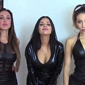 Worship Jasmine Poppers With Three Girls JOI HD Video