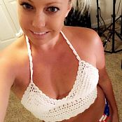 Kalee Carroll 4th July Picture Set