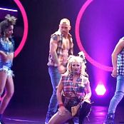 Britney Spears Gimme More Goofy Outfit HD Video