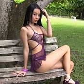 Ximena Model Purple Power Bonus LVL 4 HD Video 003
