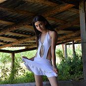 Silver Moon Teia White Dress Set 1 560