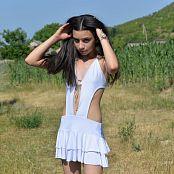 Silver Moon Teia White Dress Picture Set 1