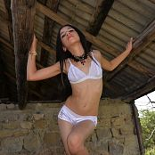 Silver Moon Teia White Shorts Set 1 771