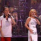 Spice Girls Wannabe Live at SNL DVD 110717 vob
