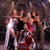 Spice Girls Wannabe Live SNL DVDR Video