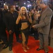 Christina Aguilera Interview MTV VMA 2000 Red Carpet Video