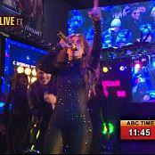 Jennifer Lopez Louboutins Waiting For Tonight Lets Get Loud Medley 2010 110717 mpg