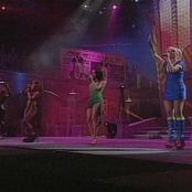 Spice Girls Spice Up Your Life Smash Hits Poll Winners Party 1997 110717 avi