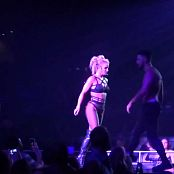 Britney Spears Touch of my Hand live in Las Vegas 1080p30fpsH264 128kbitAAC 110717 mp4