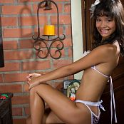 July Garcia Flower Bikini Bonus LVL 2 YFM PIcture Set 257