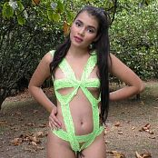 Sofia Sweety Lacey Green Straps Bonus LVL 1 4K UHD & HD Video 010