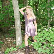 Madden Purple Dress 0285