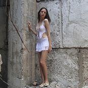 Silver Moon Mariah White Dress Set 1 0637