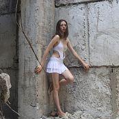 Silver Moon Mariah White Dress Set 1 0643