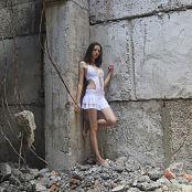 Silver Moon Mariah White Dress Set 1 0646
